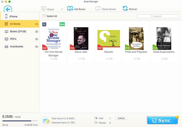Iphone epub reader app