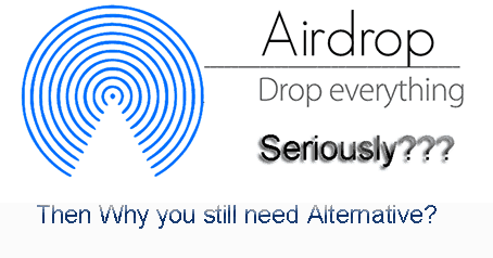 Best Airdrop Alternative to Transfer Files Between Mac and iOS