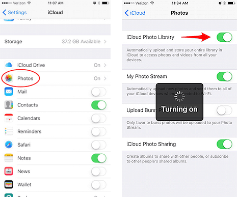 How to Get Photos off iPhone 6S/6/SE with Ease