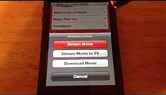 download free movie app for iphone