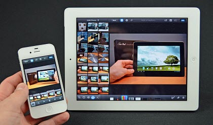 how to import photos into iphoto from iphone and delete