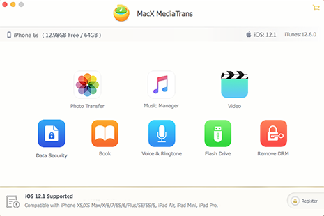Method 1: Transfer Photos from iPhone to Mac with iPhoto