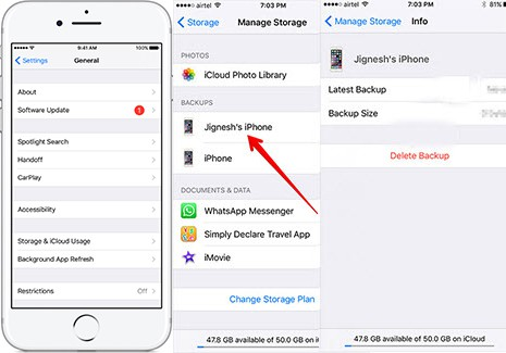 restoring iphone from backup how to restore iphone x 8 7 6 from icloud backup without 16019