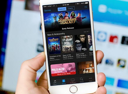 How to Download TV Shows to iPhone (iPhone 8/7/6S) for Free
