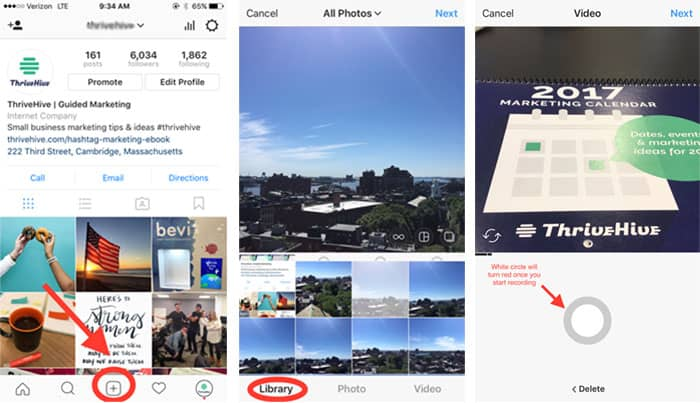 how to download and convert from instagram