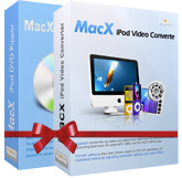 MacX iPod DVD Video Converter Pack