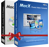 MacX iTunes DVD Video Converter Pack