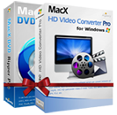 MacX DVD Video Converter Pro Pack for Windows