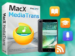 MacX MediaTrans updates