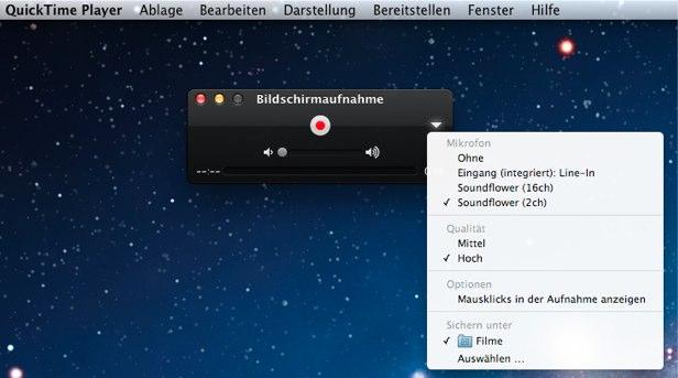 mac bildschirm aufnehmen mit aufnahme programm f r mac. Black Bedroom Furniture Sets. Home Design Ideas