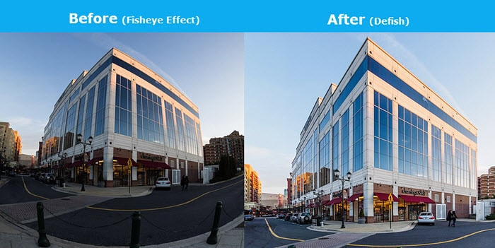 Fisheye Distortion Correction: How to Defish Your 4K/2 7K/HD