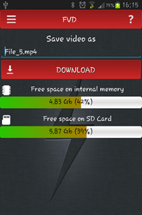 download video downloader for android