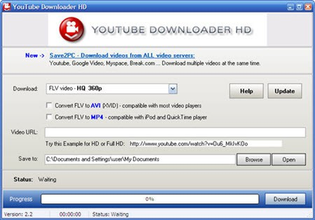 Top 20 video downloader apps for mac pc iphone ipad android free youtube downloader hd ccuart Images